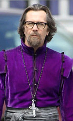 Red Riding Hood: la versione gotica di Cappuccetto Rosso - Gary Oldman sul set