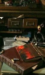 Dylang Dog: questo caso sta diventando sempre più interessante - La scrivania di Dylan Dog