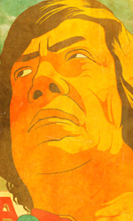 52 Bad Dudes: le illustrazioni di Adam Sidwell - Anton Chigurh