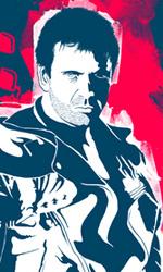 52 Bad Dudes: le illustrazioni di Adam Sidwell - Mad Max
