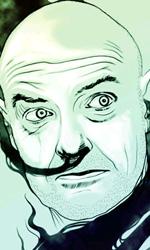 52 Bad Dudes: le illustrazioni di Adam Sidwell - John Locke