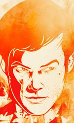52 Bad Dudes: le illustrazioni di Adam Sidwell - Dexter Morgan