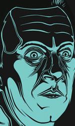 52 Bad Dudes: le illustrazioni di Adam Sidwell - Ben Linus