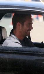 Fast Five: prime immagini delle auto presenti nel film - Paul Walker sul set