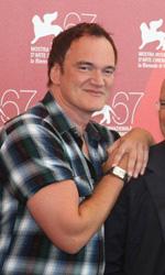 Venezia 2010: il photocall della giuria - Tarantino e Salvatores