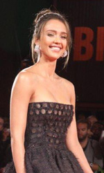 Venezia 2010: il red carpet di Machete - Jessica Alba