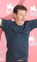 In foto Giorgio Tirabassi (57 anni)