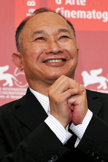 In foto John Woo (70 anni)