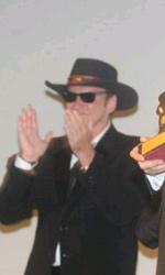 Venezia 2010: John Woo ritira il Leone d'Oro alla carriera - Muller, Tarantino e Woo