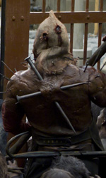 Resident Evil: Afterlife, se siete vivi c'è speranza - L'uomo ascia con gli zombie