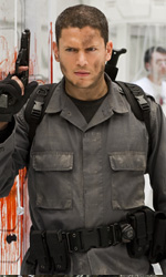 Resident Evil: Afterlife, se siete vivi c'è speranza - Chris Redfield