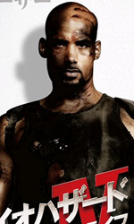 Resident Evil: Afterlife, se siete vivi c'è speranza - Il character poster di Luther West