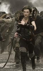 Resident Evil: Afterlife, se siete vivi c'è speranza - Alice inseguita dagli zombi