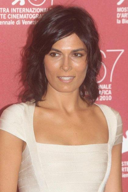 In foto Valeria Solarino (38 anni)