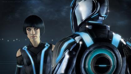 Un'immagine del videogame -  Dall'articolo: Tron Legacy: il making of di Tron Evolution.