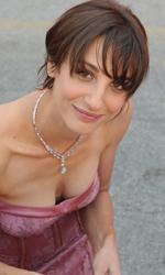 Venezia 2010: Noi credevamo, il red carpet - Francesca Inaudi