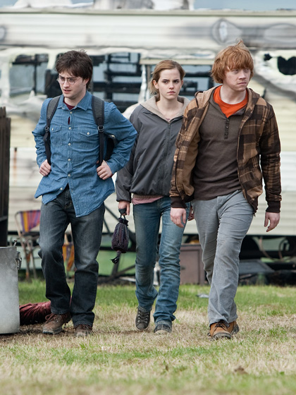 Harry Potter e i doni della morte - Parte I (2010)