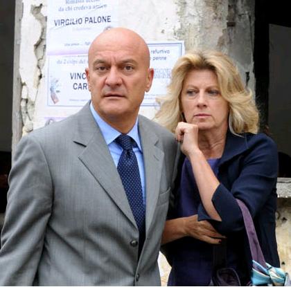 In foto Angela Finocchiaro (62 anni)