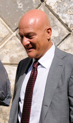 In foto Claudio Bisio (59 anni)