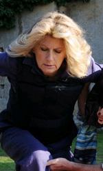 In foto Angela Finocchiaro (61 anni)