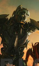 Voltron: tre concept art del live action - Voltron torna in produzione?