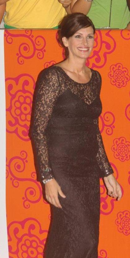 In foto Julia Roberts (49 anni)