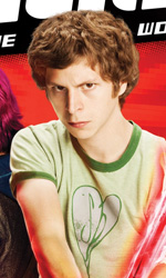 Scott Pilgrim vs. the World: gli sketch di Bryan Lee O' Malley -