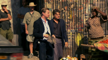 In foto Christopher Nolan (46 anni)