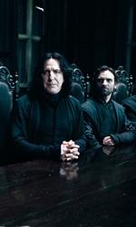 Harry Potter e i doni della morte: Magic is Might - Severus fa rapporto a Voldemort