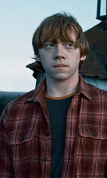 Harry Potter e i doni della morte: Magic is Might - Ron davanti alla Tana