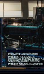 Iron Man 2: gli indizi ai Dieci Anelli e al progetto PEGASUS - Il progetto PEGASUS