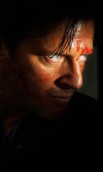Saw 3D: sin dall'inizio avete visto altri soffrire - Bobby Dagen intrappolato in una scena del film Saw 3D.