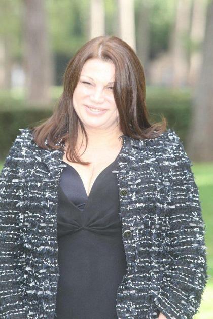 In foto Serena Grandi (59 anni)