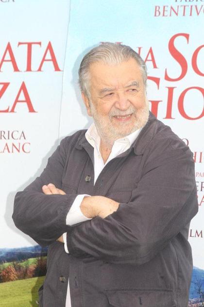 In foto Pupi Avati (79 anni)