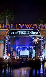Tron: Legacy, le foto del pre-test di ElecTRONica - L'ingresso di ElecTRONica