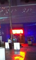 Tron: Legacy, le foto del pre-test di ElecTRONica - Il club End of the line a ElecTRONica