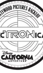 Tron: Legacy, le foto del pre-test di ElecTRONica - Il disegno dei gettoni
