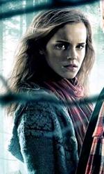 Harry Potter e i doni della morte � Parte I: perch� non � pi� in 3D - Hermione e Ron nel poster della serie: Non fidarti di nessuno