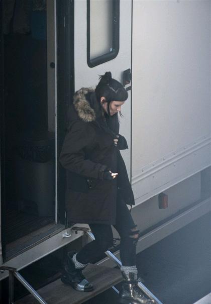 In foto Rooney Mara (31 anni)