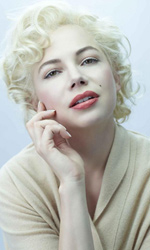My Week With Marilyn: prima foto di Michelle Williams - I premiati della cerimonia dei Golden Globes.