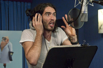 In foto Russell Brand (42 anni)