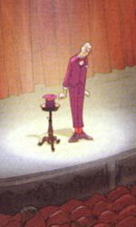 L'illusionista: la fotogallery - Sylvain Chomet al photocall.