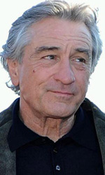 L'amore  qualcosa di fantastico. Parola di Robert De Niro. - Robert De Niro con Laura Chiatti, Donatella Finocchiaro, Monica Bellucci e Valeria Solarino alla presentazione romana di <em>Manuale d'amore 3</em>