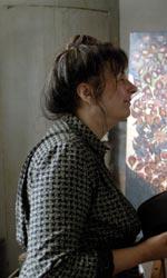 Il riscatto sociale attraverso l'arte e la fede - Yolande Moreau ed Ulrich Tukur in una scena del film.