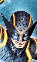 L'Universo Marvel contagiato da Tron: Legacy - Wolverine in Wolverine #4