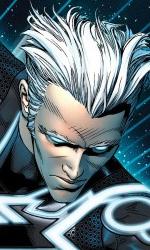 L'Universo Marvel contagiato da Tron: Legacy - Quicksilver in Avengers Academy #7