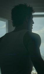 Nuove foto dell'invasione aliena di Skyline - Un'astronave mentre attacca la città.