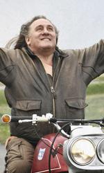 Un viaggio in moto con Depardieu - Serge Pilardosse in viaggio per recuperare gli incartamenti mancanti