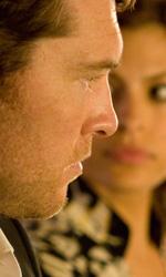 La movimentata notte di Keira e Sam - Sam Worthington ed Eva Mendes