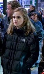 La featurette �Un epico finale� della 1a parte dei Doni della morte - David Yates mentre parla con Rupert Grint, Emma Watson e Daniel Radcliffe.